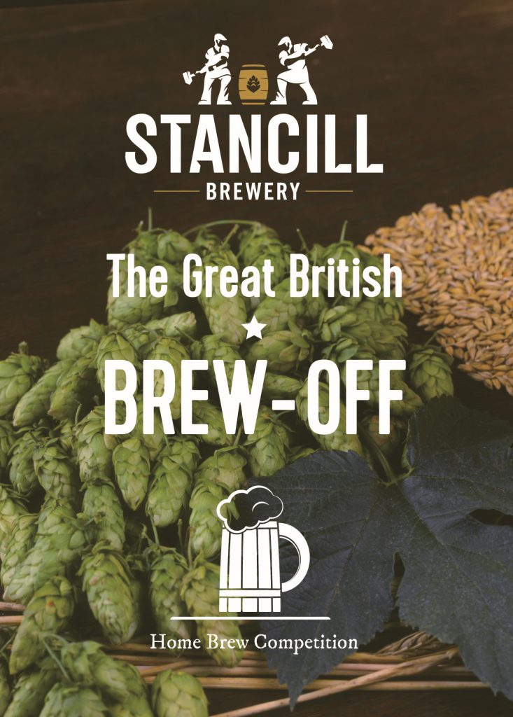 Stancill Brewery Home brew competition
